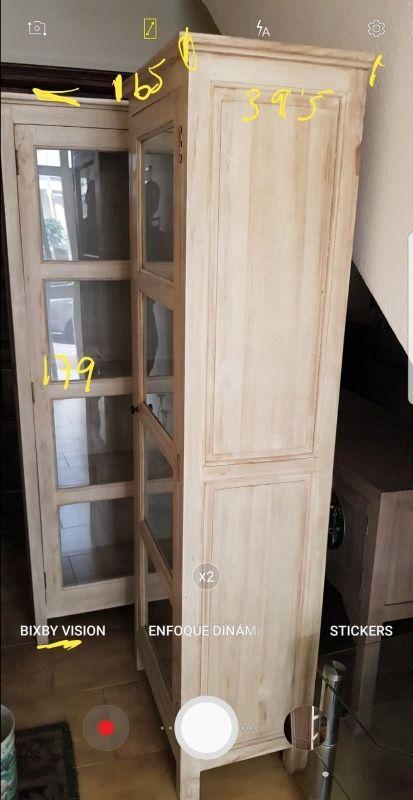 Muebles coloniales de teka tratada en color blanco de for Muebles coloniales blanco