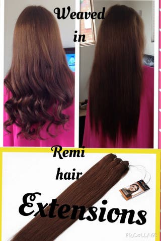 Hair Extensions weaves & Micro