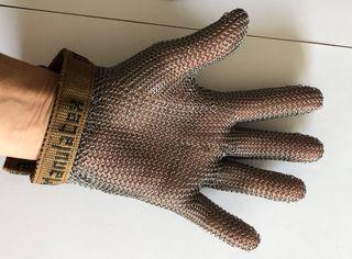 Gants Cotte de maille Inox Manulatex Impotusa