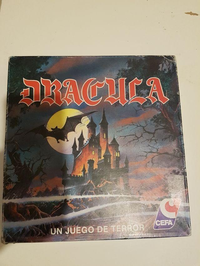 Dracula Juego De Mesa Marca Cefa Anos 70 80 De Segunda Mano Por 25