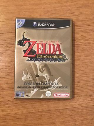 Juego Zelda Wind Waker Gamecube EDICION LIMITADA