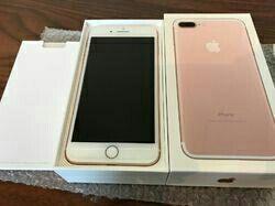Apple Iphone 7 PLUS 128GB , Rose Gold, Factory Unl