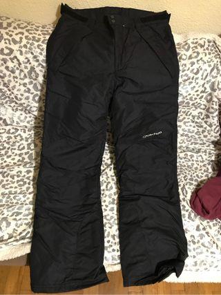 Pantalon de nieve