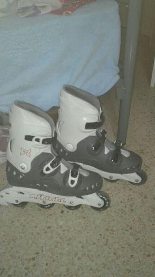 patines de hombre