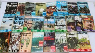 10 Libros San Martin segunda guerra mundial libro