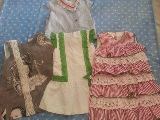vestidos niña