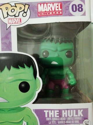 funko pop the Hulk 08