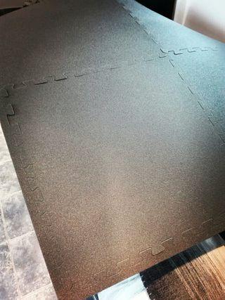 Suelo acolchado (puzzle) Decathlon