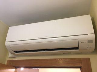 Aire acondicionado MSZ-HJ25VA
