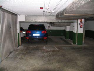 Garaje subterráneo cerrado en Bergara