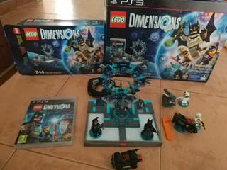 Juego PS3 Lego Dimensions Starter Pack