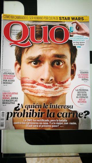 revista QUO 2015