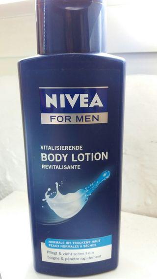 Nivea Body Lotion for Men