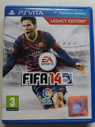Fifa 14 ps vita legacy edition