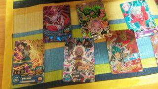 cartas dragon ball heroes