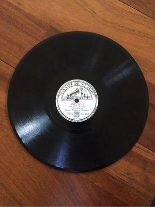 Disco para gramófono - La Voz de su Amo
