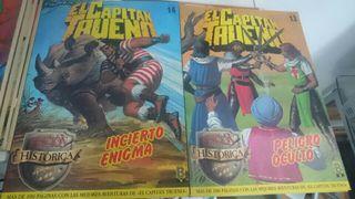 EL CAPITAN TRUENO EDICIONES HISTORICAS