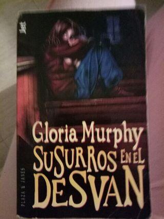 libro Susurros en el desván de Gloria Murphy