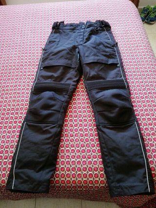 Pantalon moto chica