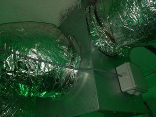 extractor con caja insonorizada