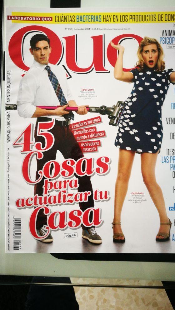 Revista QUO 2014