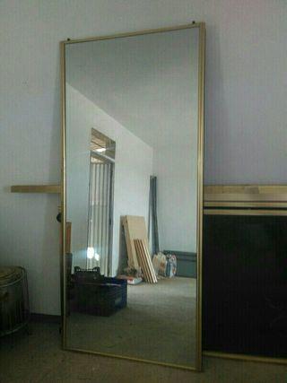 3 espejos grandes