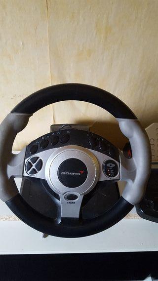 volante ps1 /ps2