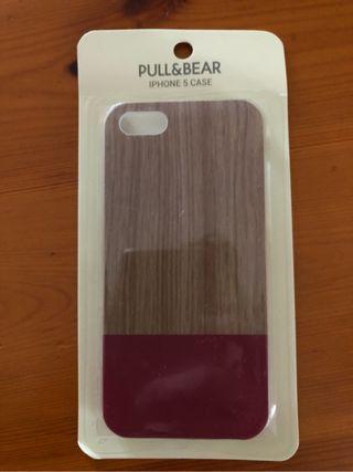 Fundas iPhone 5/5s Pull and Bear. A estrenar