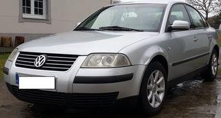 Volkswagen Passat 1.9 TDI (cambio automático)