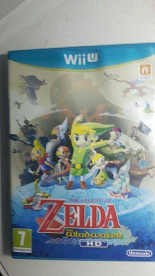 The legend of Zelda. The Windwaker. Para Wii U