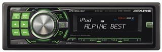 radio cd alpine con manos libres
