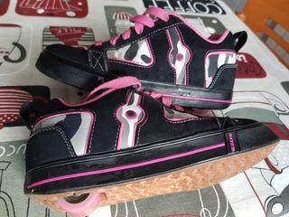 zapatillas con ruedas Heelys 36,5