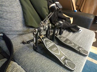 doble pedal iron cobra