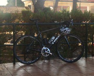 Bicicleta carretera TREK MADONE CARBONO 5.2 DURACE