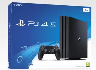 PS4 PRO 1T
