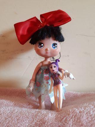pack de muñecas