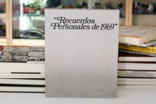 Libro Recuerdos Personales de 1969