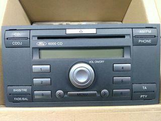 radio cd ford cmax 2005