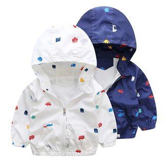 chaqueta corta vientos niñ@s
