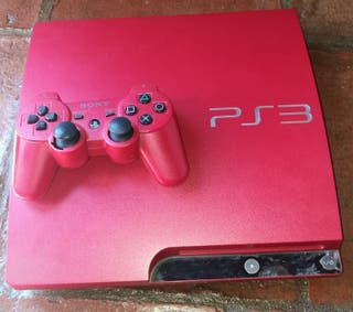 PS3 slim edición selección española