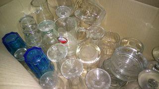 Pack de platos y vasos variados