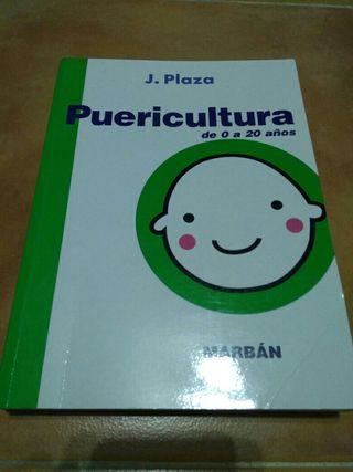 Puericultura de 0 a 20. J. Plaza