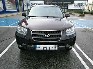 Hyundai Santa Fe año 2007 2.2 Crdi 7 plazas