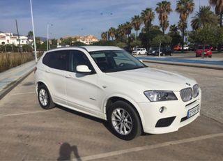 BMW X3 xDrive 20dA *Navi *Pack M *Automatico!!