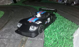 coche Scalextric fly ninco slot