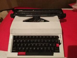 NAKAJIMAALL(modelo 8000)maquina de escribir
