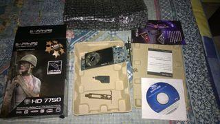 AMD SAPPHIRE RADEON HD7750