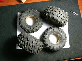 gomas crawler 2.2 hbx rockfigther