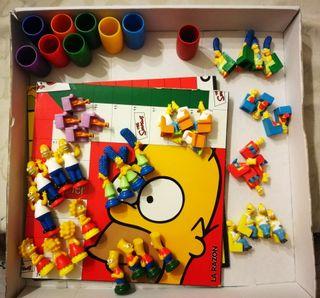 Parchís Los Simpsons