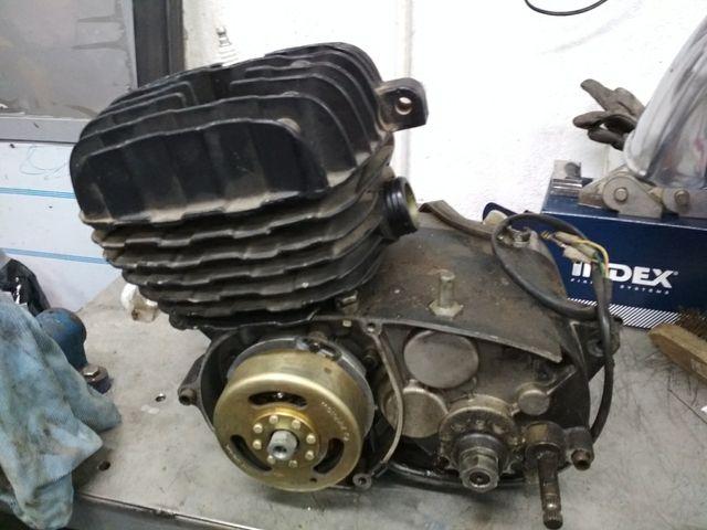 motor montesa crono 75 de segunda mano por 225 en dos